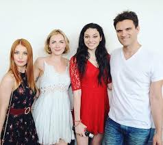 Kash Hovey — Ainsley Ross, Chantelle Albers, Meredith O'Connor...