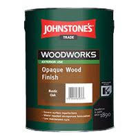 Johnstones Trade Woodworks Opaque Wood Finish
