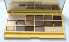 makeup chocolate palette review