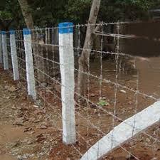 Barbed Wire And Fencing Barbed Wire Fencing Manufacturer From Bengaluru
