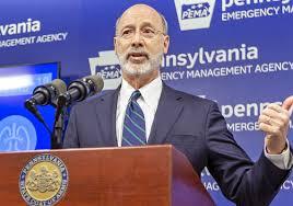 Pennsylvania Gov. Tom Wolf orders ...