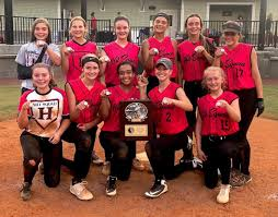 Georgia Hit Squad softball team completes successful season - Sports -  Savannah Morning News - Savannah, GA