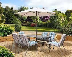 paa roma 6 seater dining garden