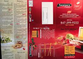sarpino s pizza menu chicago scanned