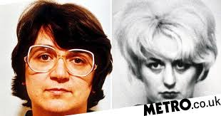 Rose West and Myra Hindley 'had lesbian affair in prison'   Metro News