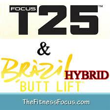 brazil lift and focus t25 hybrid