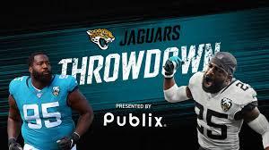 Jaguars Throwdown: Abry Jones vs. DJ Hayden - YouTube