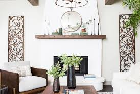 diy fireplace mantels that will make a