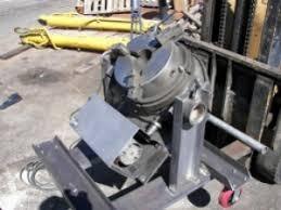 homemade heavy duty welding positioner