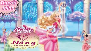 Barbie™ - Vũ Điệu 12 Nàng Công Chúa - FULL HD THUYẾT MINH + ... trong 2020  | Công chúa, Monster high, Phim hoạt hình