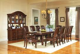 Star Antoinette 11 Piece Traditional Dining Table Chair Set Efo Furniture Outlet Dining 7 Or More Piece Sets
