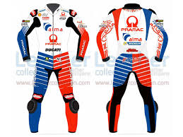 Francesco Bagnaia Ducati MotoGP 2019 Racing Suit in 2020 | Racing suit,  Ducati motogp, Motorcycle race suit