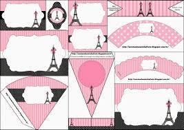 Paris Imprimibles E Invitaciones Para Imprimir Gratis Ideas Y