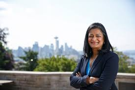 Pramila Jayapal: Amid Homelessness Crisis, It's Time for Real Shared  Responsibility | Seattle Met