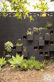 15 Most Adorable Concrete Fence Ideas For Your Backyard