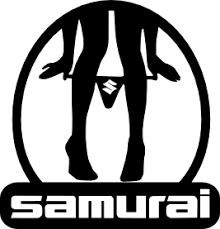 4 Samurai Panty Drop By Muskopf Vinyl Designs Samurai Suzuki Samurai Vinyl Designs