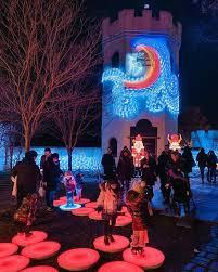 home nyc winter lantern festival