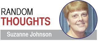 Random Thoughts   Suzanne Johnson