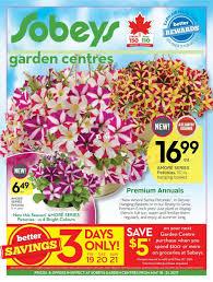 sobeys atlantic garden centre flyer