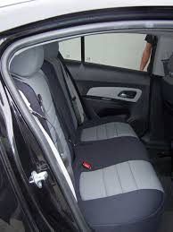 chevrolet cruze seat covers rear wet