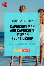 capricorn man and capricorn woman love