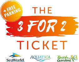 seaworld aquatica busch gardens tickets