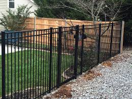 Aluminum Fence Champion Fence Call Today