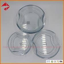 pyrex borosilicate clear oblong glass