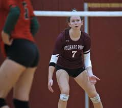 Abby Ryan is a luxury for Orchard Park girls volleyball   High School    buffalonews.com