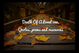 death of a loved one quotes poems and resources home facebook