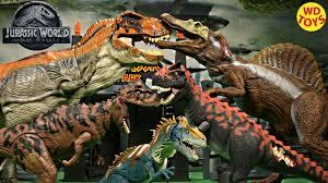 New Jurassic World 2 Fallen Kingdom Toys Mattel News Jurassic Park Toys ...    Jurassic park toys, New jurassic park, New jurassic world
