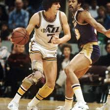 Legend of Utah Jazz great 'Pistol Pete' Maravich lives through Steph Curry,  current NBA guards - Deseret News