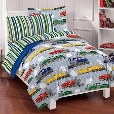 kids comforter sets train bedding set