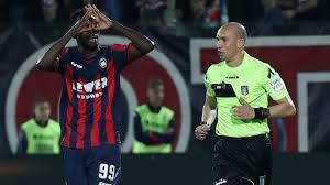 Serie A: Crotone 1 Juventus 1 - Nwankwo stuns leaders