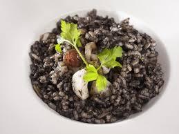 Black rice squid ink recipe-Arroz negro