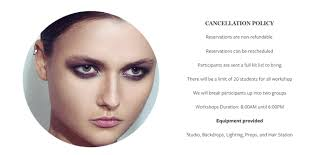 makeup artist new wave portfolios