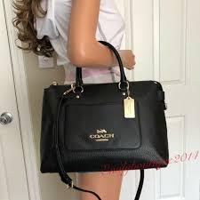 pebble leather market tote purse bag