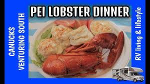 Lobster Dinner: Prince Edward Island ...