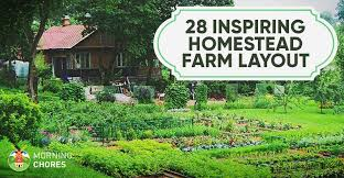 28 farm layout design ideas to inspire