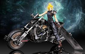 cloud strife final fantasy