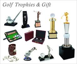 golf trophies and gifts at rs 400 piece