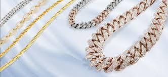 925 silver 10k 14k gold necklaces