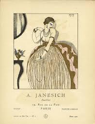 a janesich from gazette du bon ton