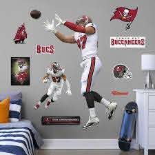 Rob Gronkowski Realbig Officially Licensed Nfl Removable Wall Decal