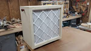 diy air cleaner and dust filter you