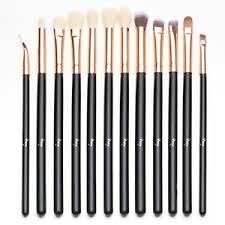 12pcs eye brush set cosmetics eyeliner