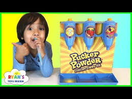 sour kids candy review ryan toysreview