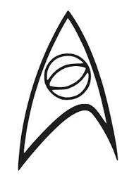 Star Trek Science Logo Vinyl Decal Sticker Car Window Laptop Etsy Star Trek Tattoo Vinyl Decal Stickers Vinyl Decals