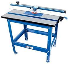 Kreg Prs1040 Precision Router Table System Rockler Router Table Amazon Com