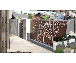 Decorative Laser Cut Metal Fence Panel Privacy Steel Fence Panel Perforated Iron Fence Panel Designs Buy Laser Cut Fence Panel Decorative Iron Fence Panel Privacy Steel Fence Panel Product On Alibaba Com